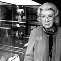 """Der digitale Tellerrand 02: """"Gerda Koepff: Zukunftsweisende Sammlerin von Jugendstilgläsern"""""""