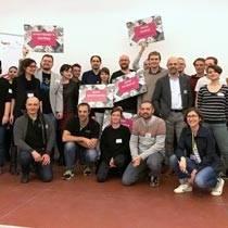 "Preisverleihung Kultur-Hackathon ""Coding Da Vinci"" im Landesmuseum Mainz"