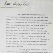 """Aus dem Archivportal: """"Im Blickpunkt - Die Ermordung Kurt Eisners"""""""