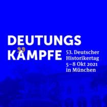 Die Deutsche Digitale Bibliothek auf dem Historikertag 2021