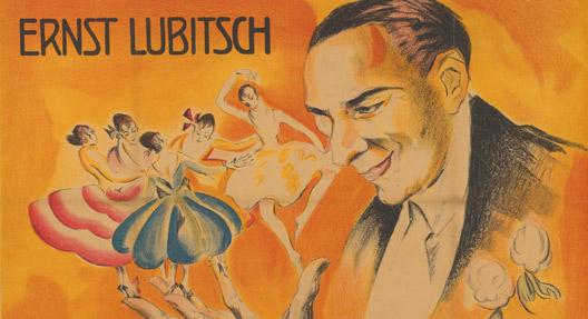 Plakat von Josef Fenneker zu DER FALL ROSENTOPF, D 1918, Regie: Ernst Lubitsch, © Stadt Bocholt (Stadtmuseum Bocholt/Josef Fenneker), Quelle: Deutsche Kinemathek – Sammlung Josef Fenneker