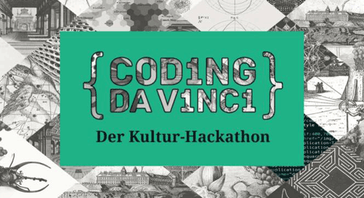 Coding da Vinci der Kultur-Hackathon: Seit 2014 findet die Veranstaltung statt.