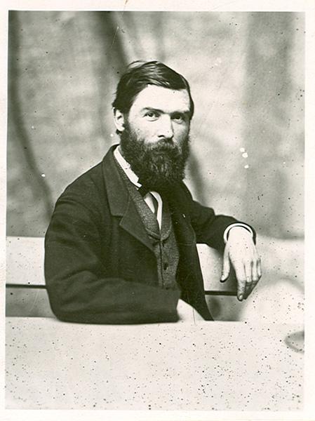 Laurenz Heinrich Hetjens 1865 (© Hetjens-Museum)
