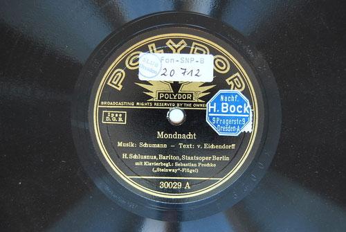 Mondnacht / Musik: Schumann. Text: v. Eichendorff