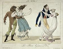 Gedächtnis des Tanzes