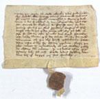 Mittelalterliche Urkunden