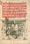 Urkunde des deutschen Reinheitsgebots