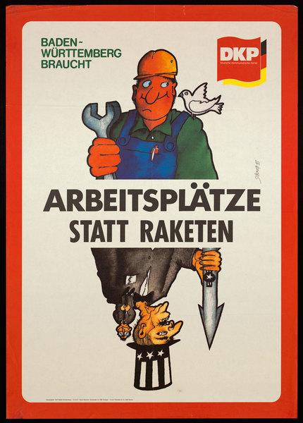 DKP, Landtagswahl 1984, Landesarchiv Baden-Württemberg