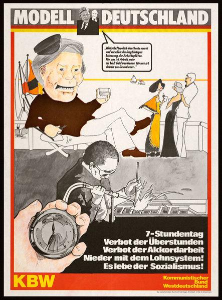 KBW, Landtagswahl oder Bundestagswahl 1976, Landesarchiv Baden-Württemberg