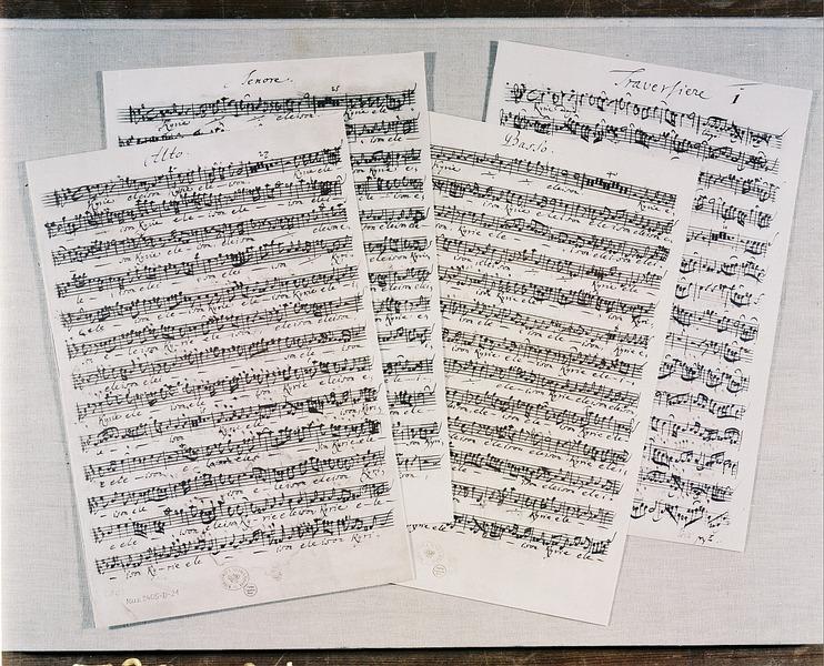 Bach, Johann Sebastian | Messe in h-Moll BWV 232