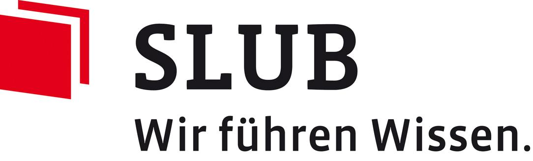 Logo SLUB Dresden
