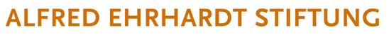 Logo Alfred Ehrhardt Stiftung