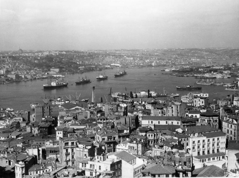 Istanbul, Türkei, aus der Serie 'Die Welt des Tabaks', Foto: Ehrhardt, Alfred (1956)