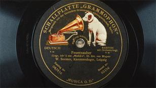 Schellackplatte Wagner Walküre