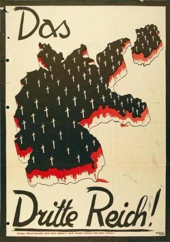 Das Dritte Reich (Wahlplakat SPD 1932)