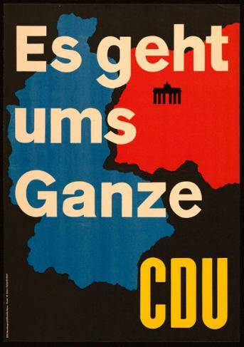 CDU, Bundestagswahl 1957