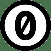 CC Zero Symbol