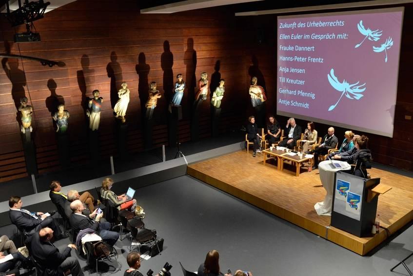 Ein Gespräch zur Zukunft des Urheberrechts