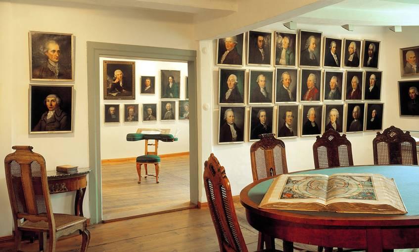 Gleimhaus Freundschaftstempel, (Foto: Gleimhaus Halberstadt – Museum der deutschen Aufklärung, Ulrich Schrader)