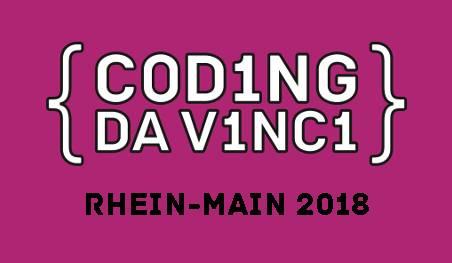 Logo Coding da Vinci Rhein-Main
