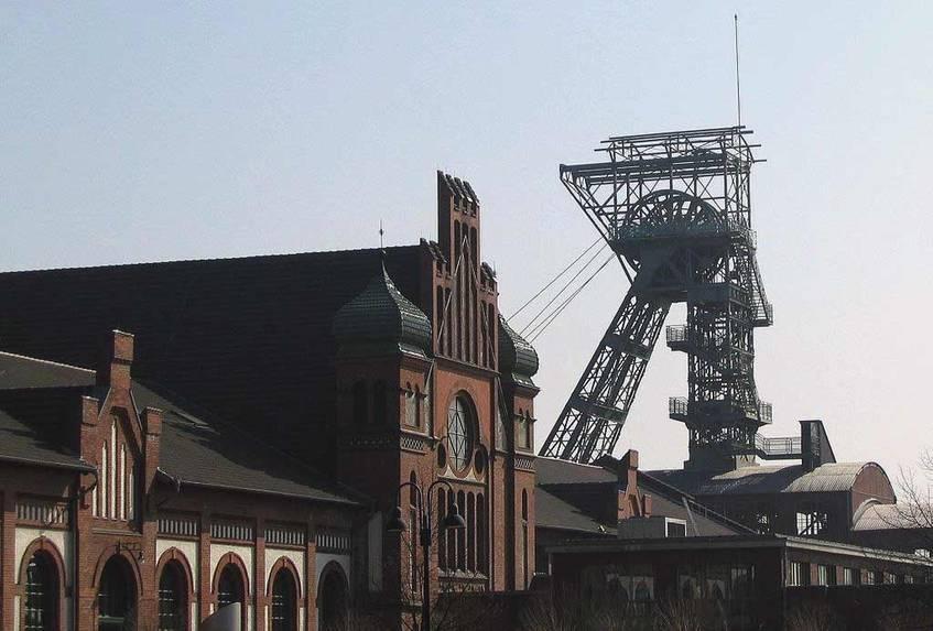 Die Zeche Zollern in Dortmund (Quelle: Wikipedia)