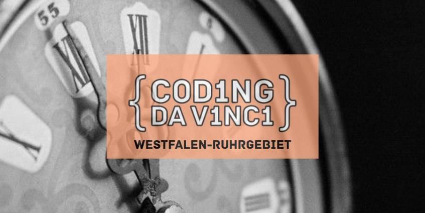 Coding da Vinci Westfalen-Ruhrgebiet: Logo