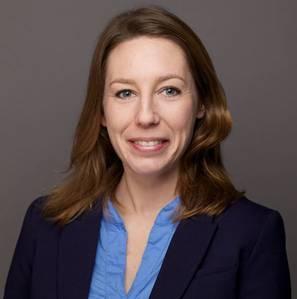 Dr. Julia Spohr, Leiterin der Geschäftsstelle der Deutschen Digitalen Bibliothek, Leiterin Bereiche Finanzen, Recht, Kommunikation, Foto: privat