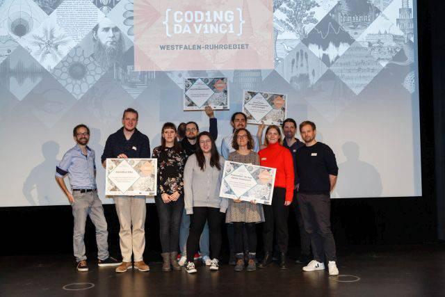 Die Gewinner, Foto: Annette Hudemann (LWL), Bild-Lizenz: CC BY 4.0 International