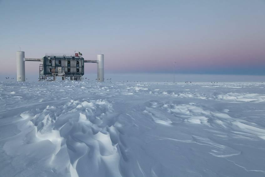 The IceCube Lab 2012, Sven Lidstrom, IceCube/NSF