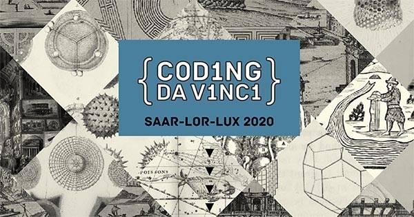 Coding da Vinci Saar-Lor-Lux Logo