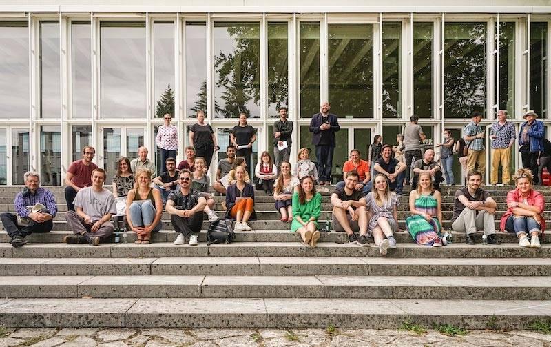 Die Teilnehmenden von Coding da Vinci Saar-Lor-Lux, Lizenz: CC BY-SA 4.0, Henrik Elburn