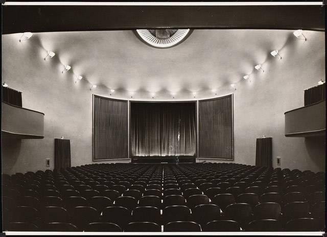 Kinosaal Babylon Berlin