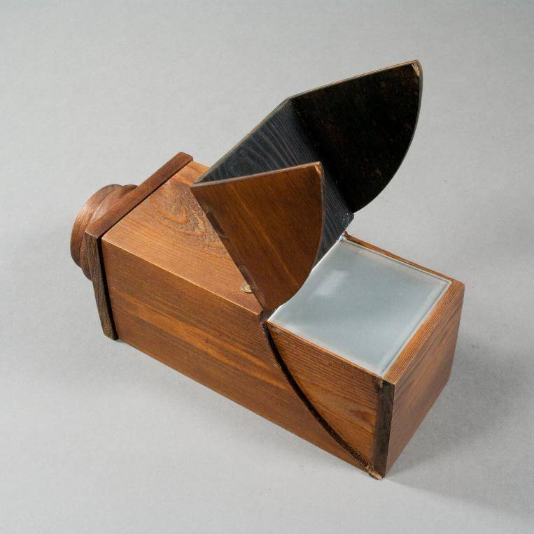 Replik einer Camera Obscura