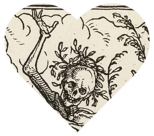 Sticker Herz