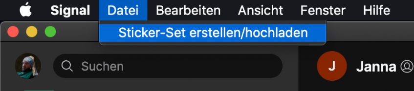 Screenshot-Signal-Sticker-hochladen