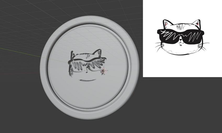 Katzen-Siegel