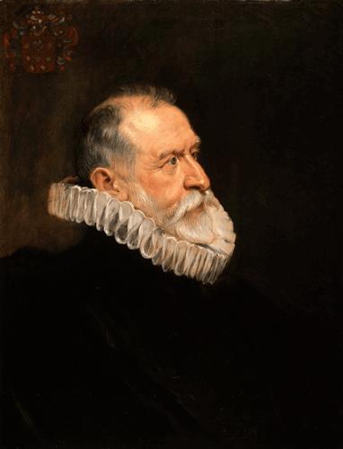 Bildnis eines älteren Mannes