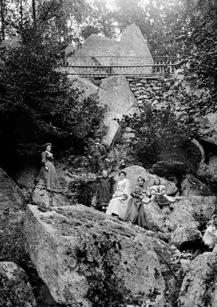 """Ein Ausflug um 1900: """"Private Ausflugs- und Urlaubsfotos der Famile Meyer, Fischer und Hamman"""""""