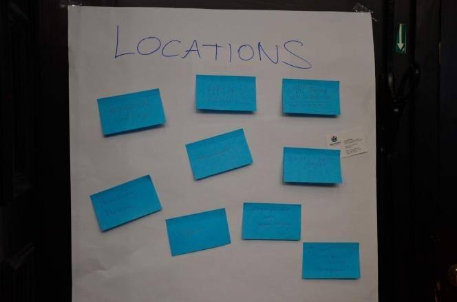 Coding da Vinci Locations bei Zugang gestalten