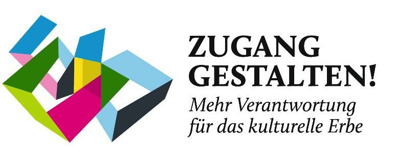 Zugang gestalten Logo