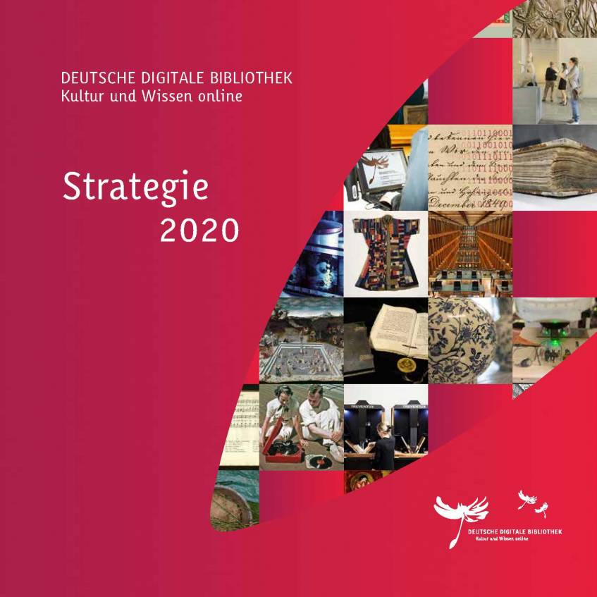 DDB Strategie 2020 Cover
