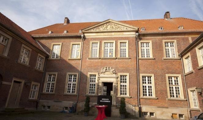 Das Gebäude des Geomuseums