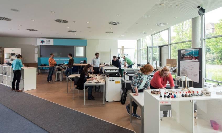 Makerspace, SLUB Dresden