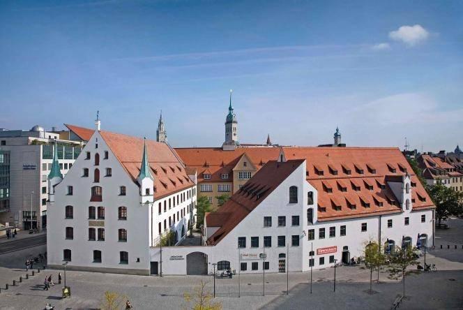 Münchner Stadtmuseum Gebäude