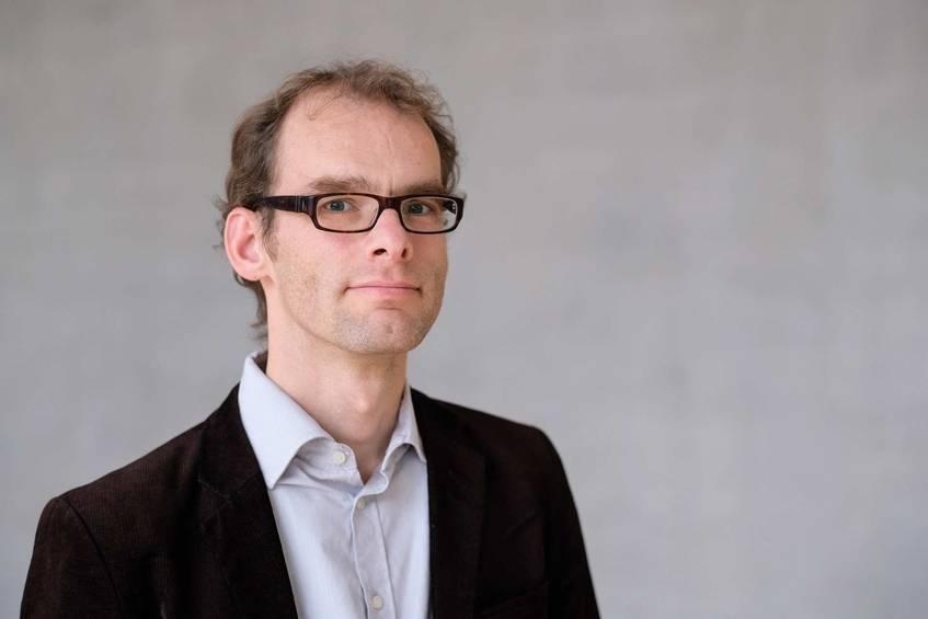 Dr. Uwe Müller, Geschäftsführer Technik, Entwicklung, Service der Deutschen Digitalen Bibliothek, Foto: Deutsche Nationalbibliothek, Stephan Jockel (CC BY 4.0 International)