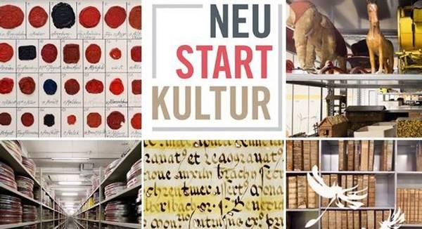 Panorama Neustart Kultur und Deutsche Digitale Bibliothek