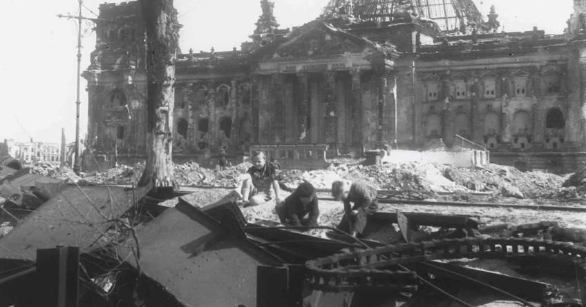 Das Kriegsende 1945. Eindrücke