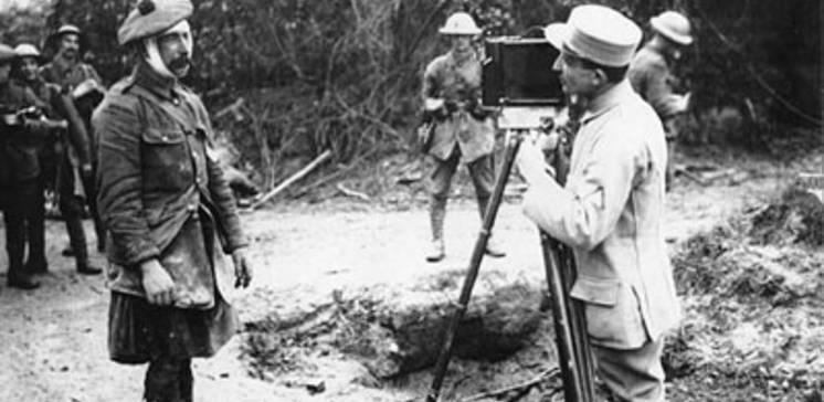 Virtuelle Ausstellung Das Kino des Ersten Weltkriegs