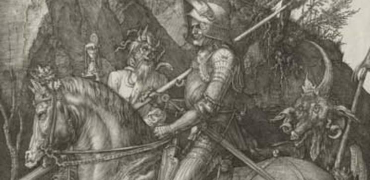Albrecht Dürer – 500 Jahre Meisterstiche
