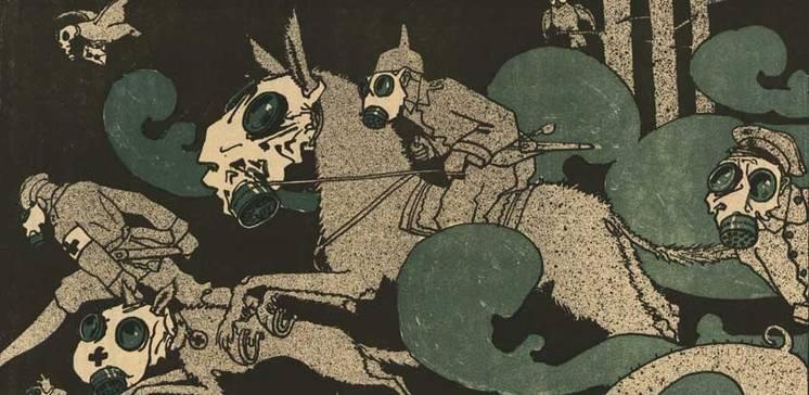 Kriegsbilder Der Erste Weltkrieg in zeitgenössischen Druckgraphiken